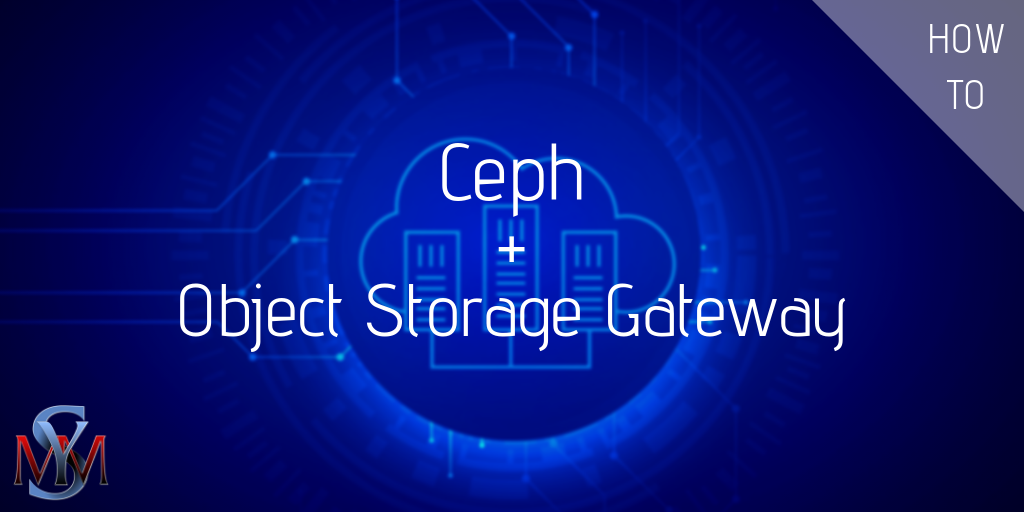 How To Configure S3 Compatible Object Storage on Ceph - SymmCom